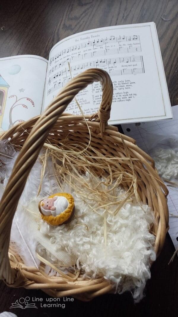 Nativity Texture Play