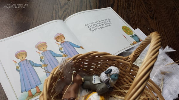 Nativity Textures Play