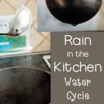 Rain Water Cycle Activity