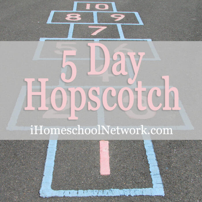 See other homeschool-related 5-day series at iHN!