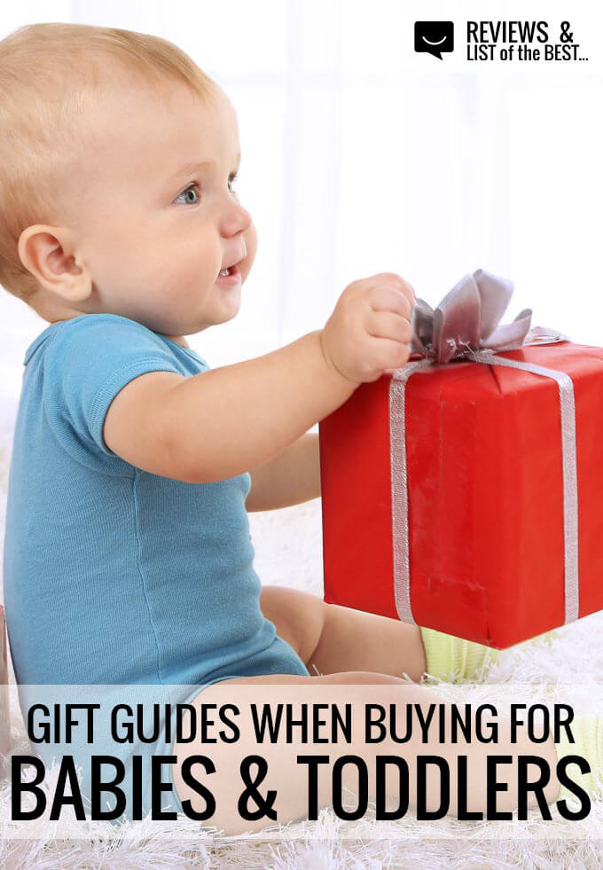 Buying Guide for Newborns, Babies, and Toddlers