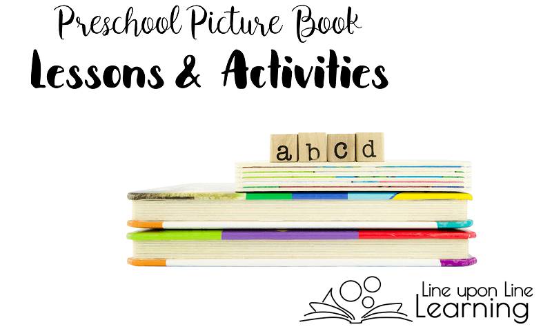 Preschool Picture Book Lessons and Activities make reading favorite books into learning moments.