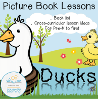 Picture Book Lessons about Ducks