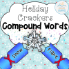 holiday crackers compound words COVER
