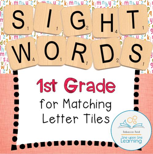 letter tiles 1st COVER