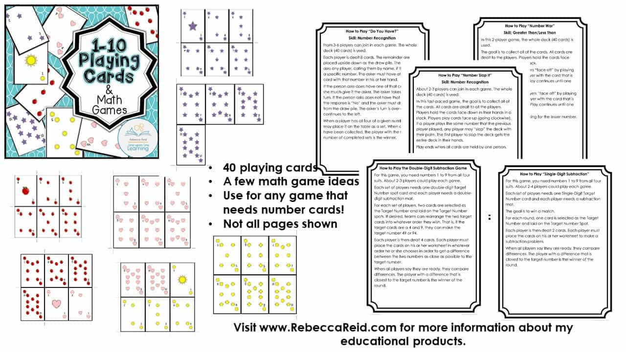 playing cards games ideas DEMO
