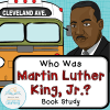 who was martin luther king jr COVER