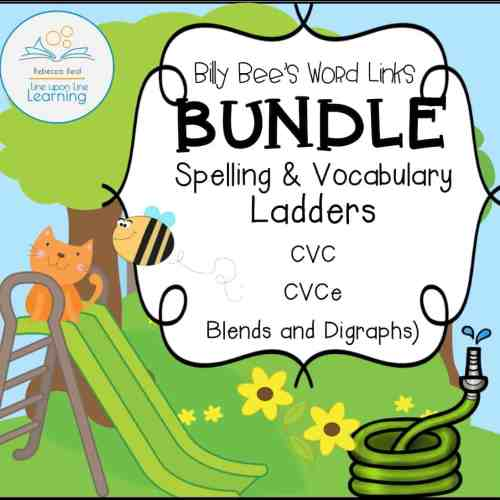 word links BUNDLE COVER