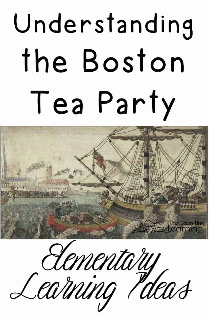 """The Boston Tea Party was a nonviolent response to frustration with Britain. It was a main stop on the """"Road"""" to the American Revolutionary War."""