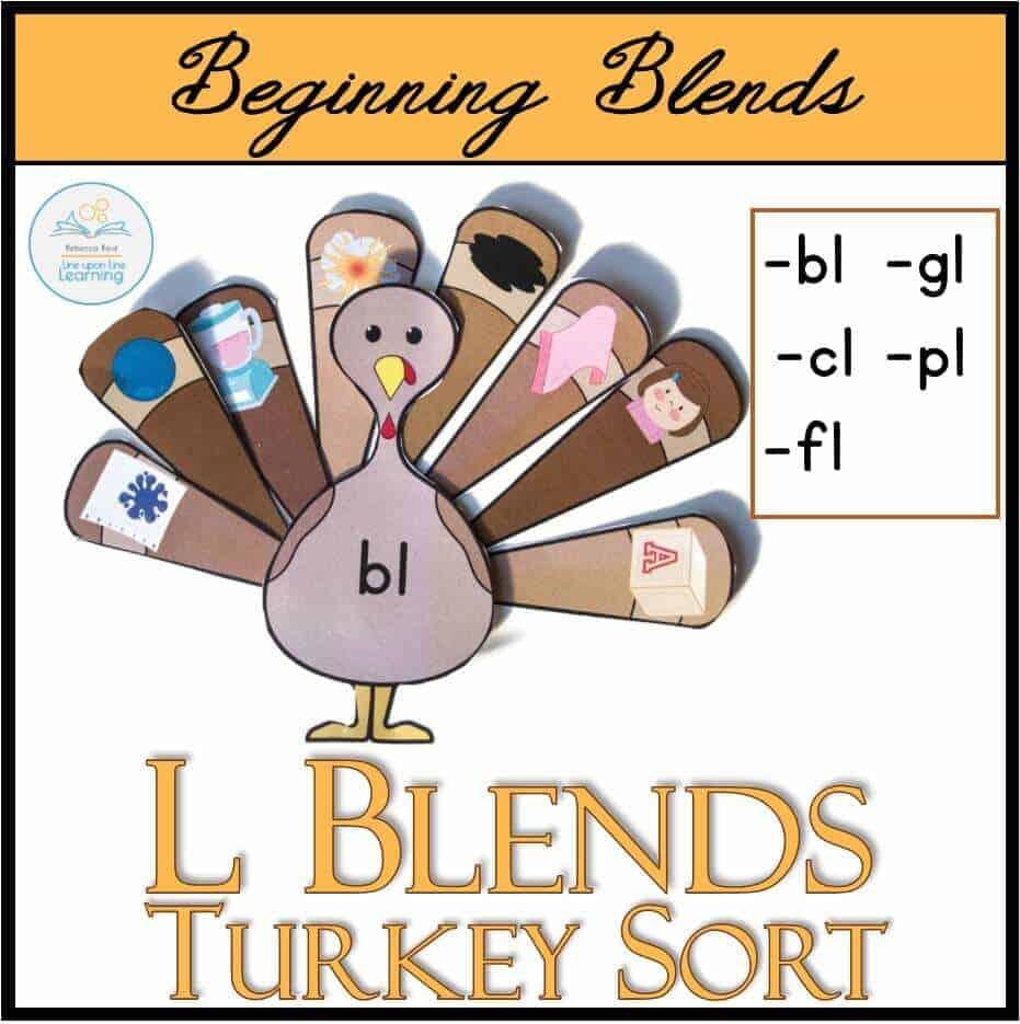 l blends turkey sort COVER