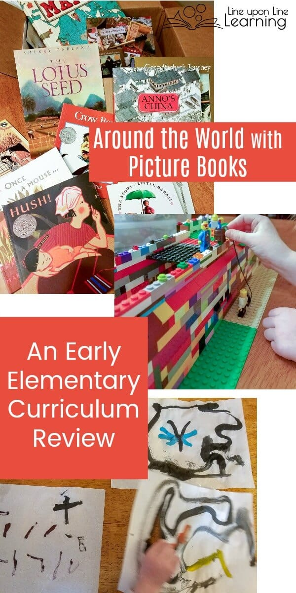 With Beautiful Feet Books, we use great literature as a spine to learn about countries around the world. We love this new curriculum for our early elementary homeschool social studies!