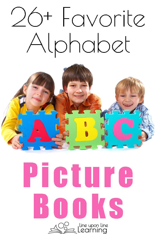 Check out this list of some of the best alphabet picture books to get ideas on introducing and practicing recognizing the ABCs.
