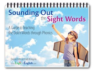Sounding Out the Sight Words from Logic of English