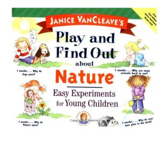 Book Jacket Play and Find Out About Nature
