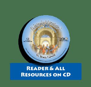 Philosophy Adventure on CD
