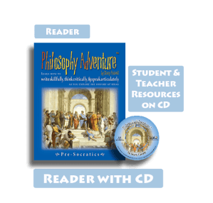 Philosophy Adventure Reader with CD