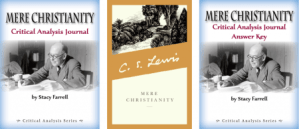 Mere Christianity Critical Analysis Deluxe Bundle