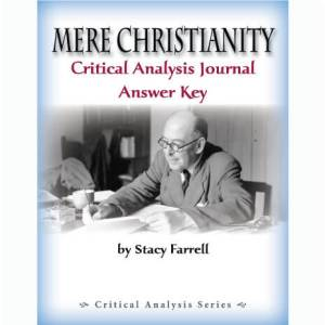 Mere Christianity Answer Key