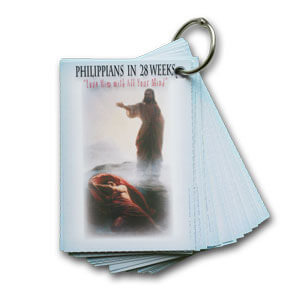 Philippians in 28 Weeks Cards