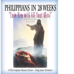 Philippians in 28 Weeks - KJV