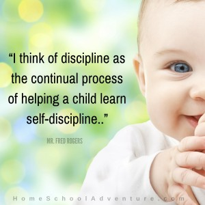 On teaching self-control