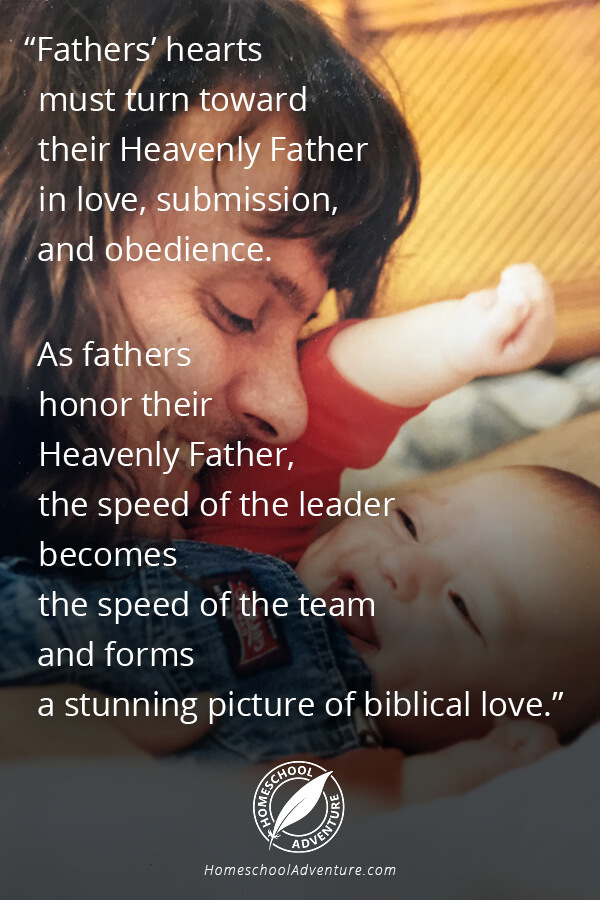 A stunning picture of biblical love
