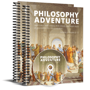 Philosophy Adventure Volume One Complete