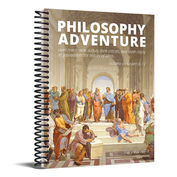 Philosophy Adventure Volume One - Complete Set