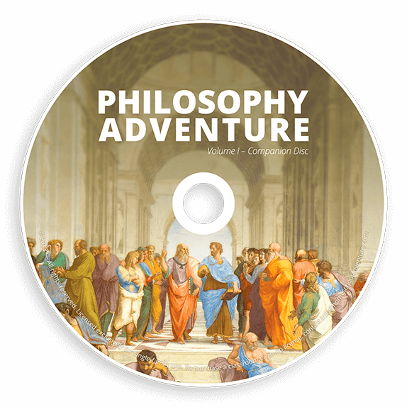 Philosophy Adventure Volume One CD