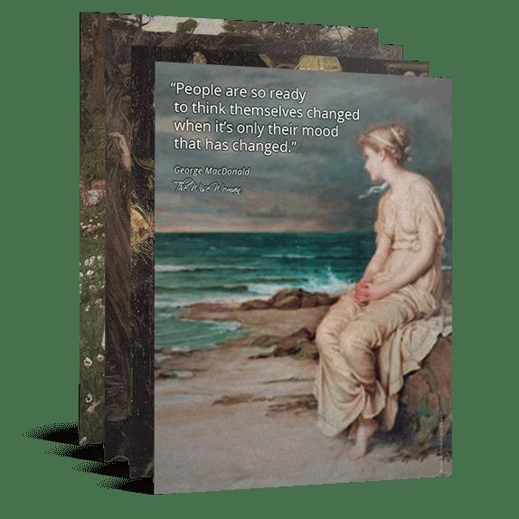 The Wise Woman Print Set #1
