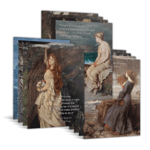The Wise Woman Print Bundle