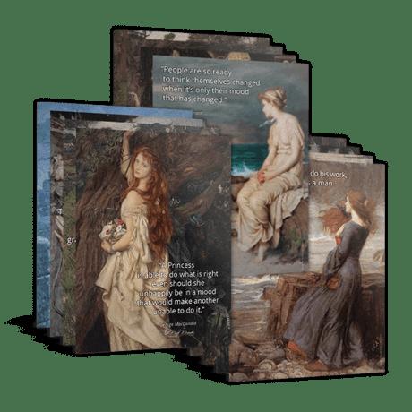 The Wise Woman Print Bundle