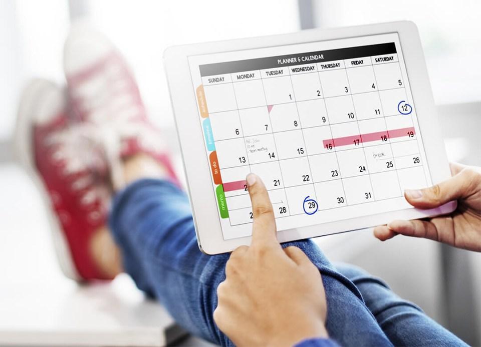study-calendar