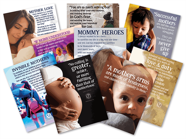 Mommy Book Extended Print Set