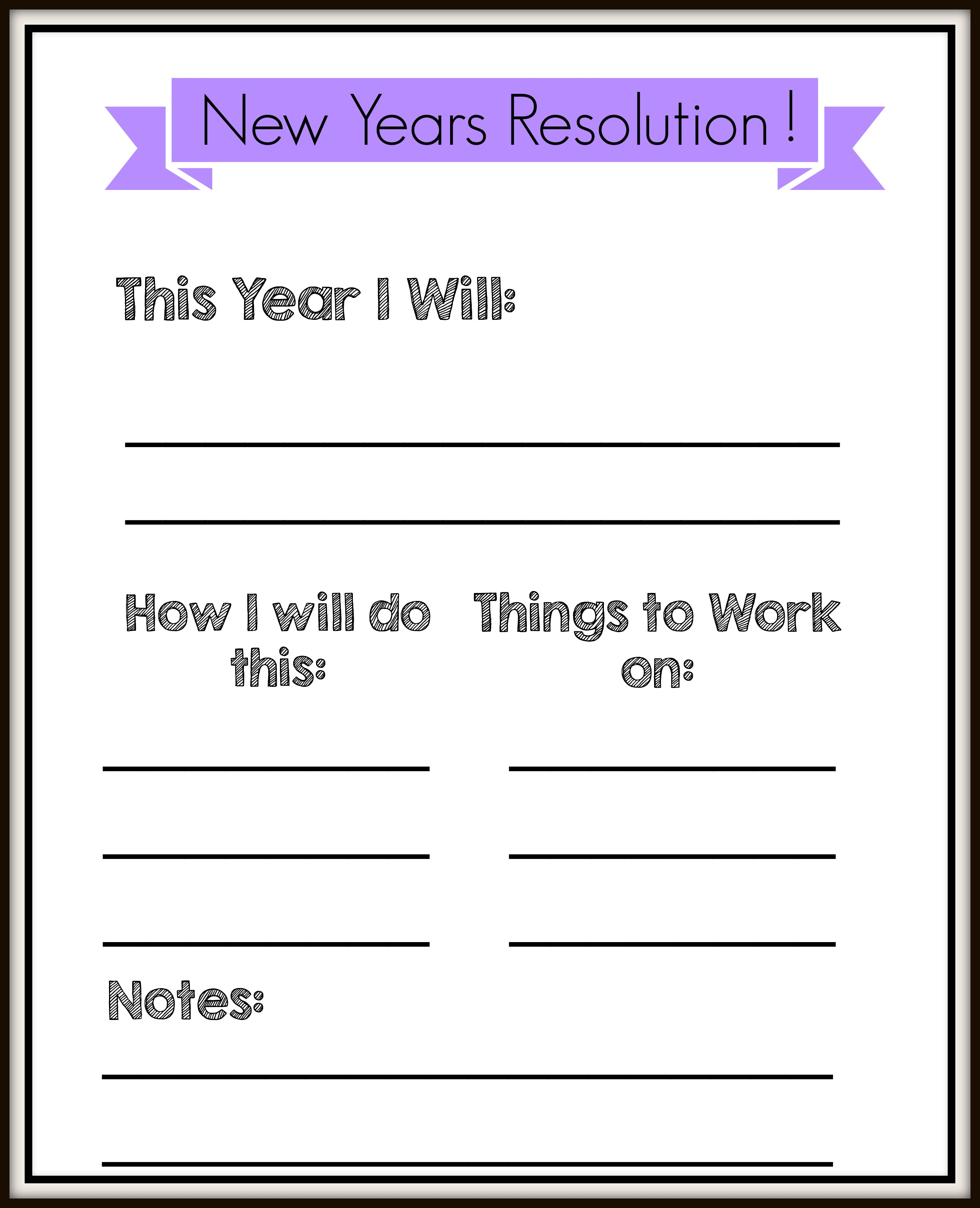 New Years Printable To Start This Year Off Right