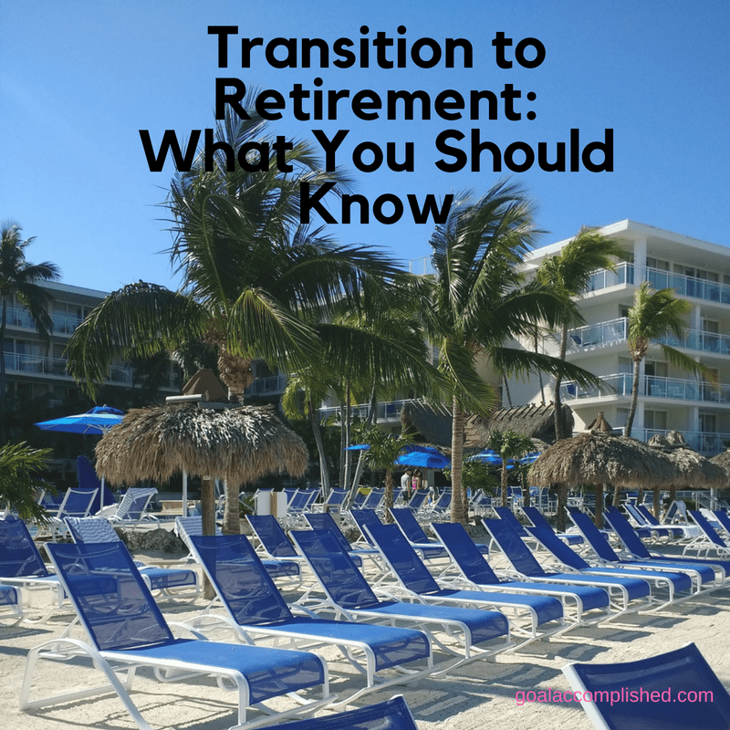 If you are thinking of retirement, these empty chairs on the beach look especially inviting. What do you need to know before you retire?