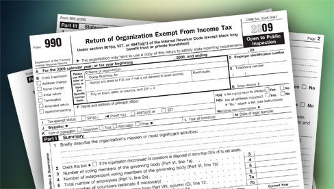2009 Form 990