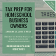 Still time to sign up for Tax Preparation for Homeschool Business Owners tonight!