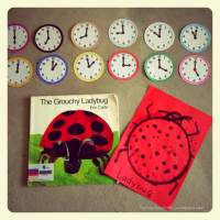 The Grouchy Ladybug Activities
