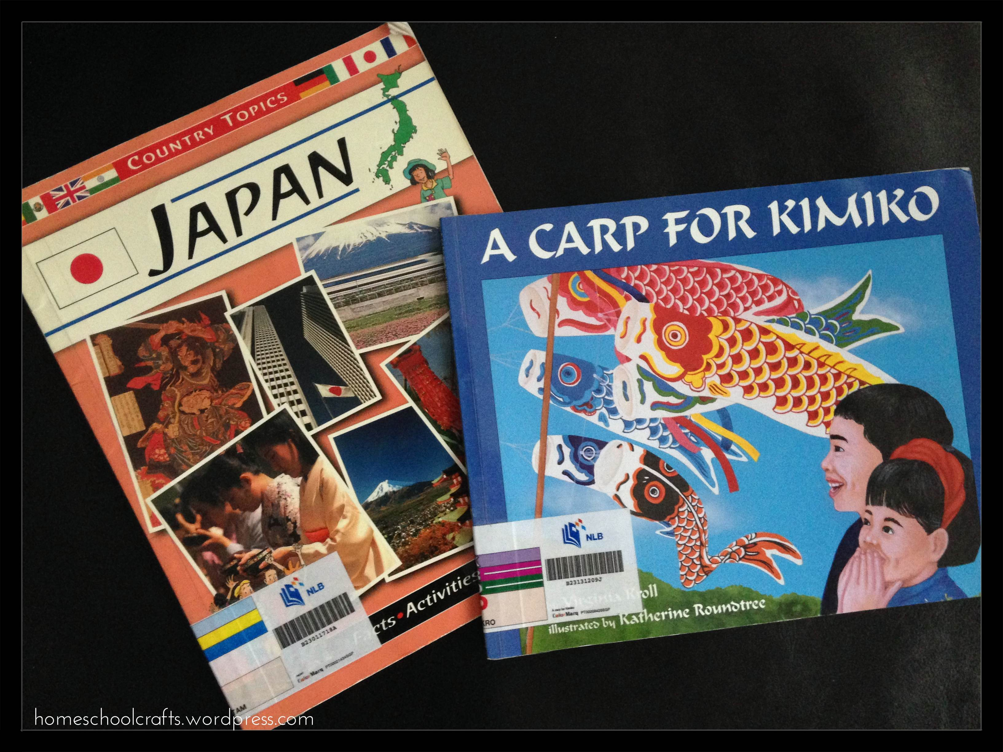 Preschool Geography Japan Homeschool Crafts