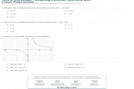 graphing simple rational functions kuta software graphing rational functions determining key features of rational functions guided - Graphing Rational Functions Worksheet