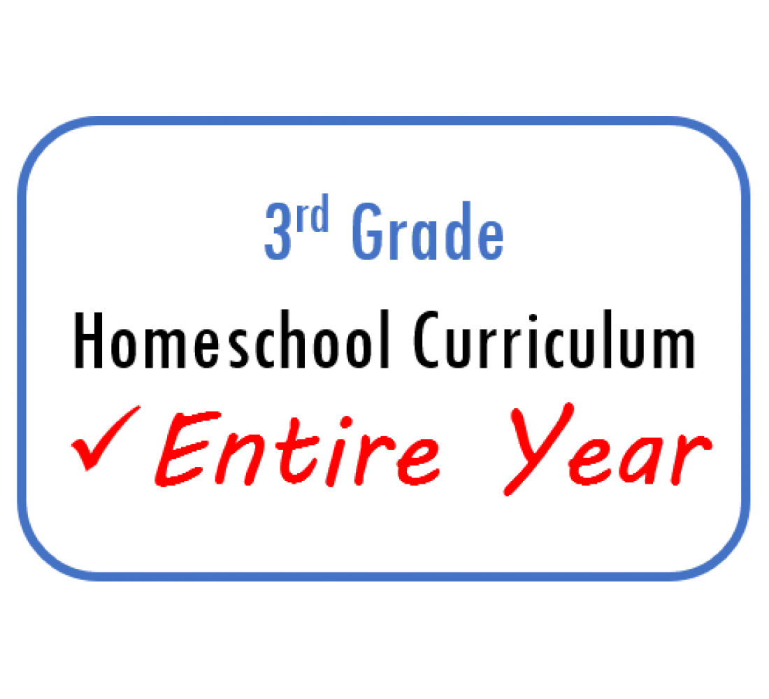 Homeschool Curriculum 3rd Grade From Homeschooleasy