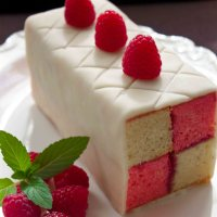 Battenberg Cake: June's Daring Bakers' Challenge