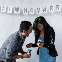 Inspired: DIY Gender Reveal Poppers