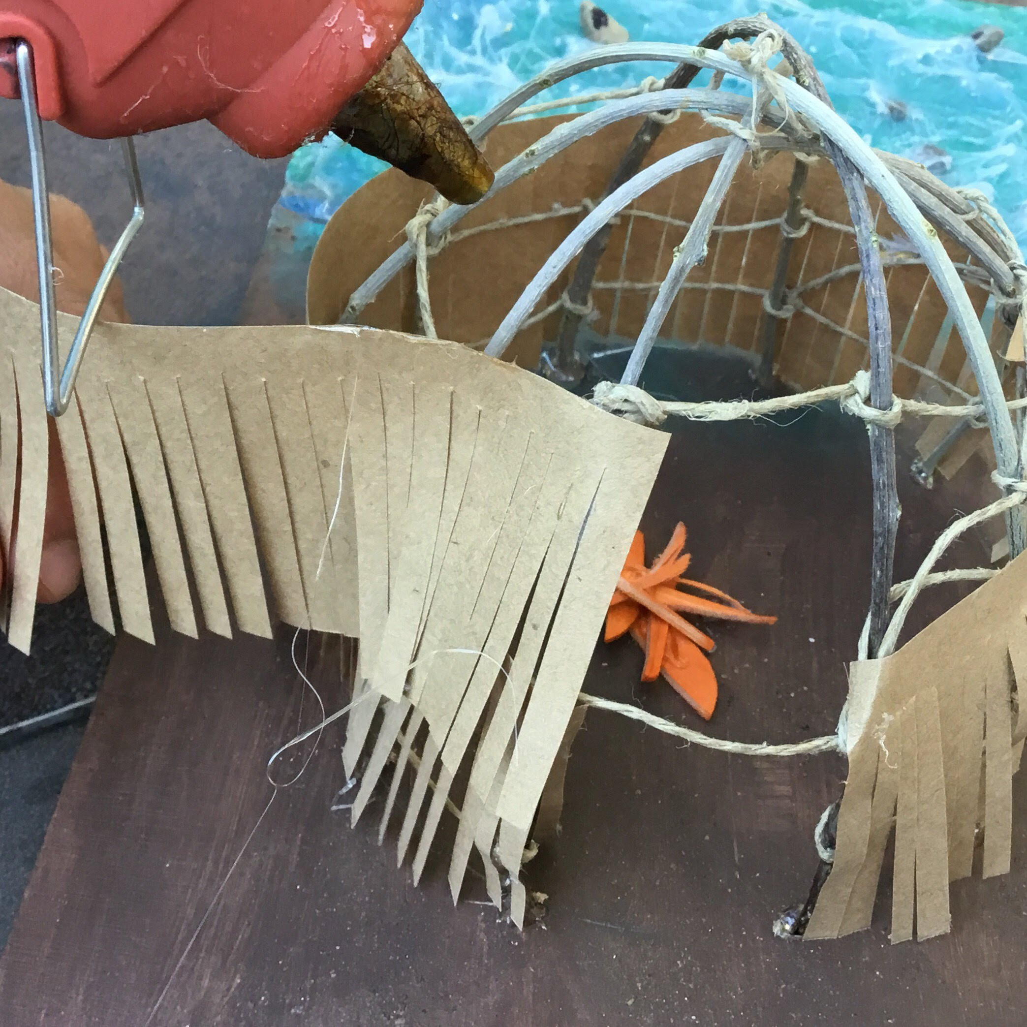 Native American Diorama Project Homeschool Fridays