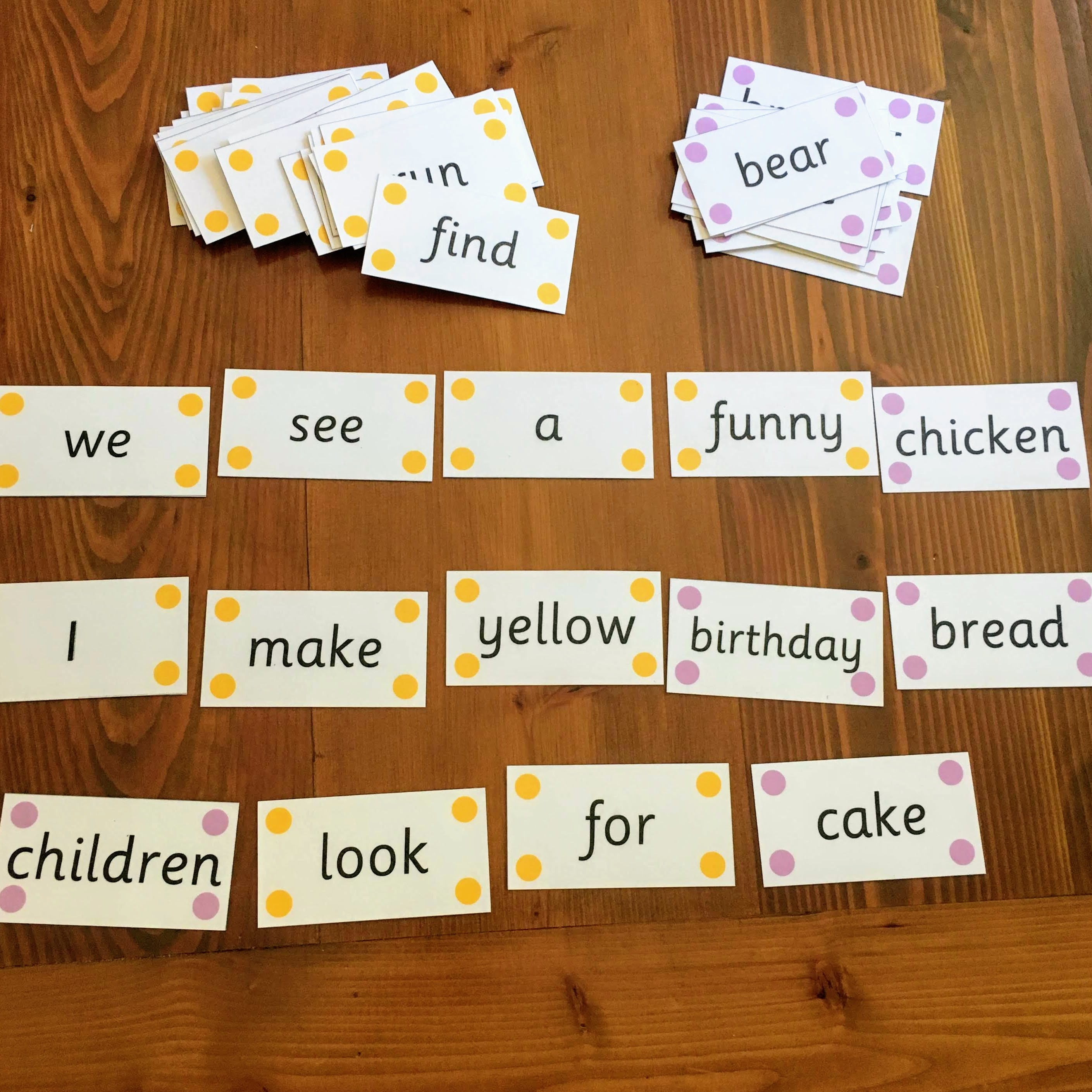 11 Ways To Practice Sight Words -the FUN Way!
