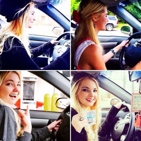 Kei driving