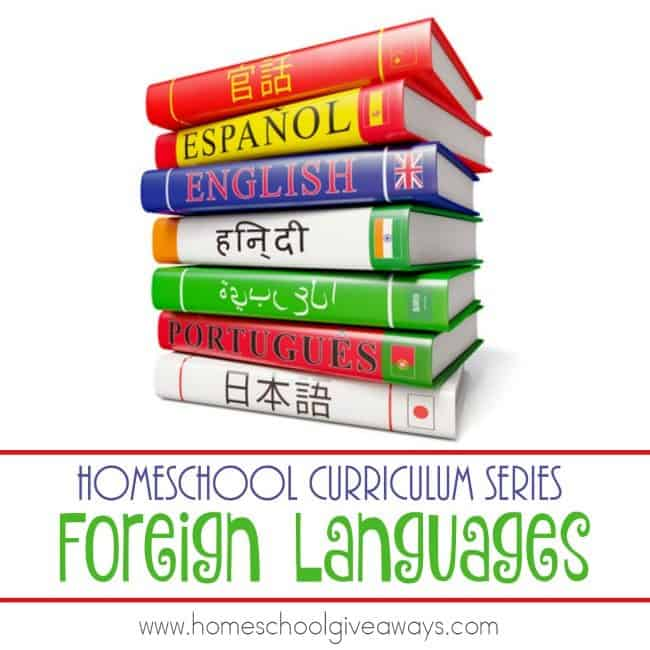 41 Foreign Language Curriculum and Resources (Some FREE