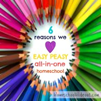 6 Reasons We LOVE Easy Peasy All-In-One Homeschool