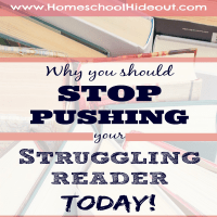 How NOT to Help a Struggling Reader